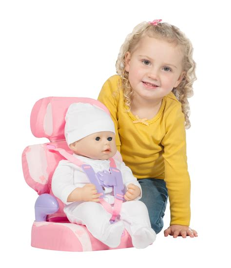 doll booster seat casdon baby huggles car booster seat dolls canada
