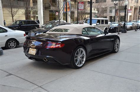 aston martin vanquish convertible for sale 2014 aston martin vanquish convertible volante stock