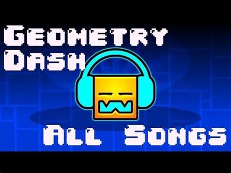 geometry dash full version soundtrack full download geometry dash menu theme official soundtrack