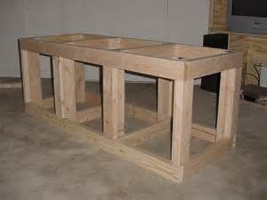 Kitchen Island Instead Of Table anyone know where to get stand plans for a 180 advanced