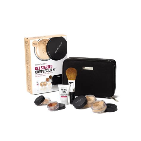 bareminerals get started complexion kit light bareminerals get started complexion kit medium beige