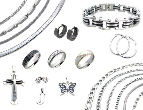 how to make stainless steel jewelry stainless steel jewelry benefits to you styleskier