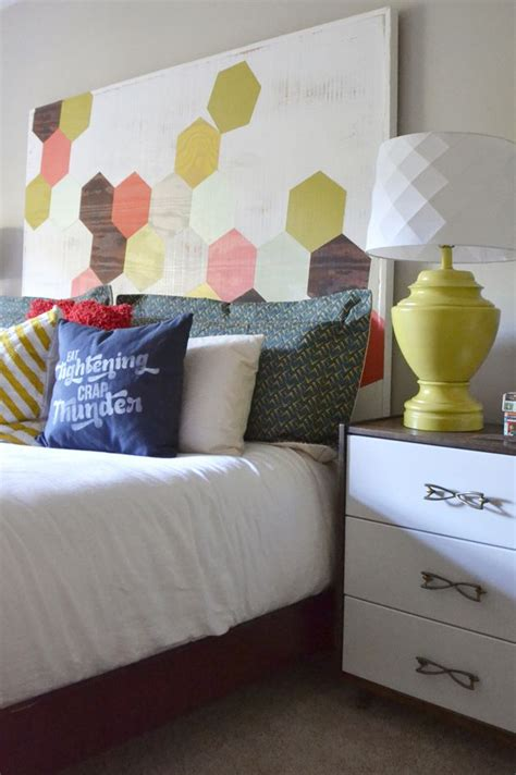 painted wood headboards best 25 painted wood headboard ideas on pinterest diy