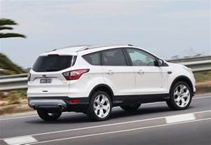 Escape Ford 2017 Ford Escape Review Drive Caradvice