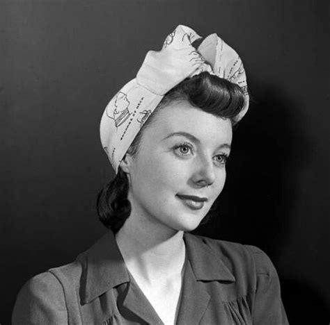 1940s style with fine hair 100 ideas to try about vintage turbans head scarfs