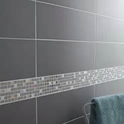 carrelage salle de bain joint gris