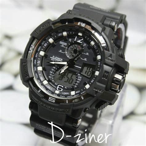Jam Tangan Murah D Ziner Original jual jam tangan d ziner dualtime original harga murah