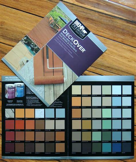 diy deck makeover  behr premium deckover coating