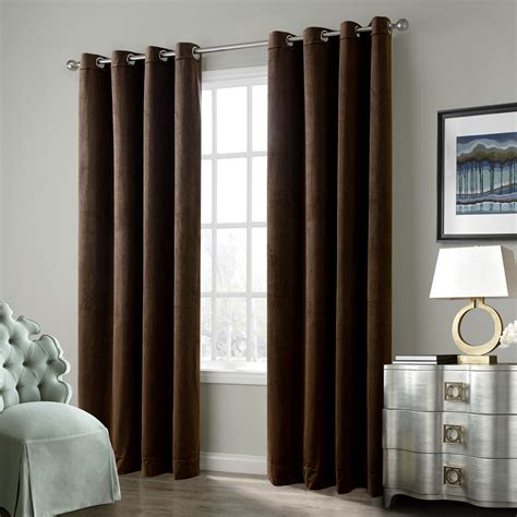 velvet curtain panel royal velvet curtain panels curtain ideas