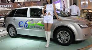 Electric Vehicles Suv Byd To Sell Electric Vehicles In South Korea Within 2015