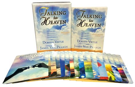 Talking To Heaven Mediumship Cards Images