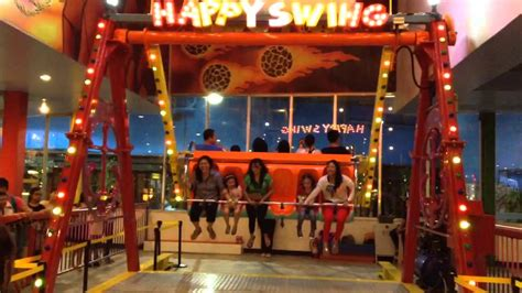 swing and the city happy swing ride in starcity youtube
