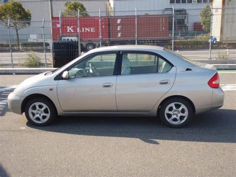 Toyota Prius 2001 2001 Toyota Prius Pictures 1500cc Gasoline Ff