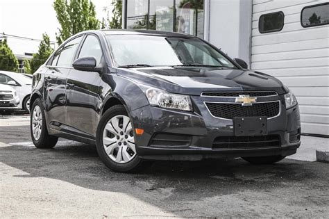 2013 chevrolet cruze lt turbo 2013 chevrolet cruze lt turbo 17 995 vancouver