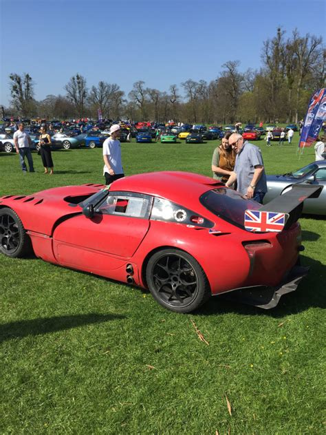 Tvr Car Insurance Tvr Cc Burghley House 2017 Classicline Insurance