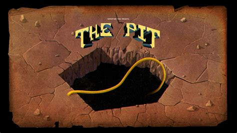 the pit the pit adventure time wiki fandom powered by wikia