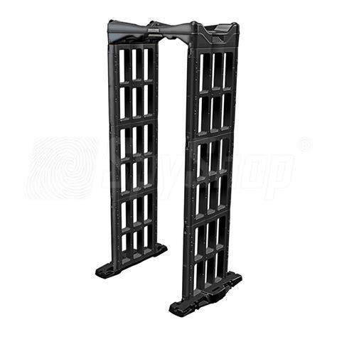 Multi Gate fischer m scope security gate multi zone metal detector