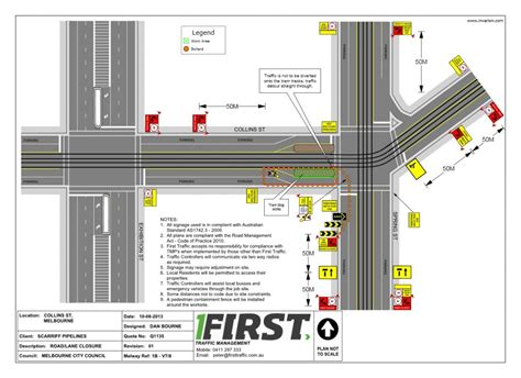 site traffic management plan template traffic plans and traffic plans melbourne