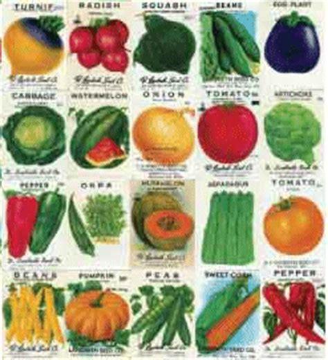 garden seed program