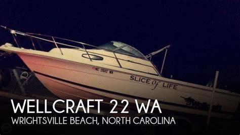 boats for sale in wrightsville beach nc sold wellcraft 22 wa boat in wrightsville beach nc 121572