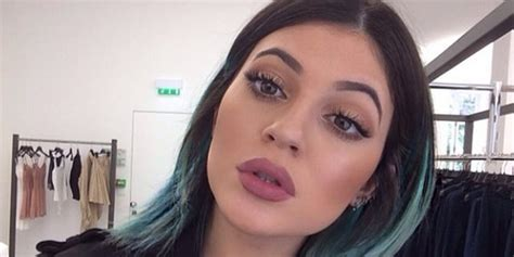 Lipstick Jenner jenner does not look 16 years huffpost