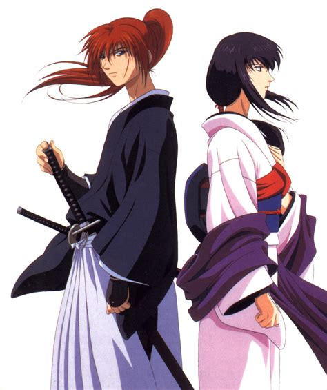 Samurai X otaku fillers de rurouni kenshin samurai x