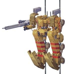 Gundam Msj 06iii A Sergei S Tieren Taozi Hg Scale 1 144 冰之都資料庫