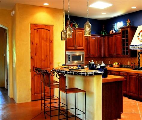 mexican kitchen design mexican kitchen furniture and cabinet ideas 740 house