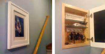 Concealed Door Storage Cabinet A Cabinet That Looks Great Home Tips For
