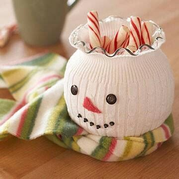 quot sock quot crafts snowman christmas pinterest