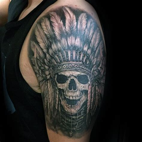 tattoo inspiration indian 80 indian skull tattoo designs for men cool ink ideas