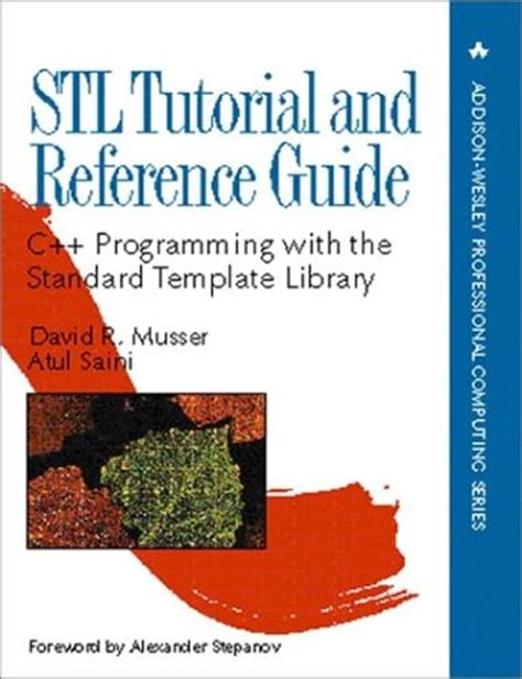 metal programming guide tutorial and reference via books stl tutorial reference guide c programming with the