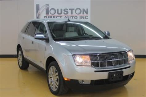 electronic stability control 2008 lincoln mkx parental controls find used 2010 lincoln mkx base sport utility 4 door 3 5l in houston texas united states for