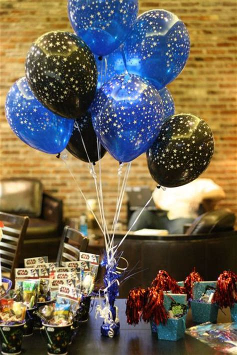 Wars Table Decorations by Wars Birthday Ideas Wars