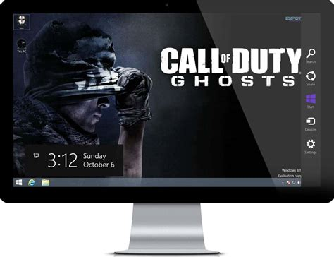 themes for windows 7 call of duty call of duty theme for windows 7 and windows 8