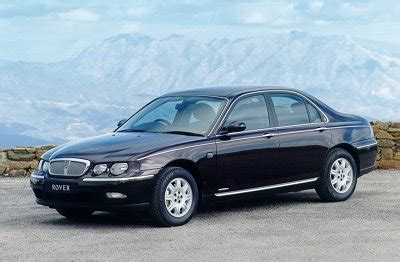 picture of 2000 rover 75