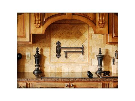 Moen Commercial Kitchen Faucets by Faucet Com 3100 Tb In Tuscan Brass By Waterstone