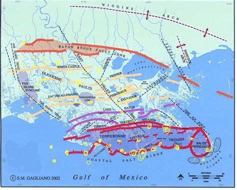 louisiana fault map louisiana faults the louisiana sinkhole bugle