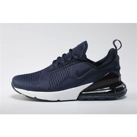 Nike Air Max One Mens Blue Navy cheap s nike air max 270 flyknit shoes navy blue white