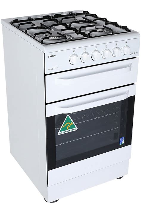 Oven Freestanding freestanding chef gas oven stove cfg503walp angle