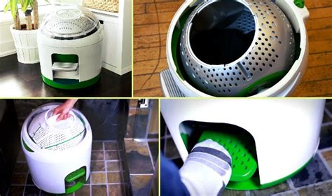 home design story washing machine this pedal powered washing machine works without