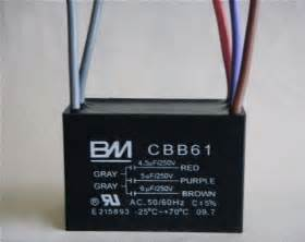 Ceiling Fan Capacitor Replacement 4 Wire Bm Ceiling Fan Capacitor 5 Wire 4 5 5 6 628586440715 0 98