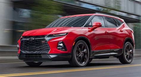 Chevrolet Blazer 2020 Price by 2020 Chevy Blazer Ss Colors Redesign Release Date