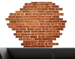 popular items for brick wall decal on etsy brick wall decal images