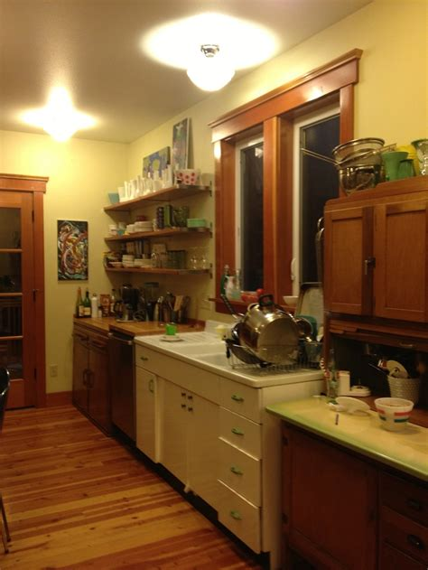 1930s kitchen floors the kitchen 1930s danish hutch 1950s metal sink cabinet