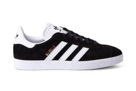 Adidas Gazele 5 gazelle black sneakers adidas bb5476 shoechapter
