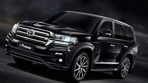 2019 Toyota Land Cruiser by 2019 Toyota Land Cruiser Will Probably Use The Same