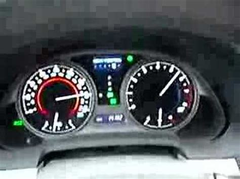 2006 lexus is350 145 mph top speed limiter youtube