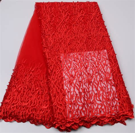 new high quality cheap price lace net lace fabric shining dentelle