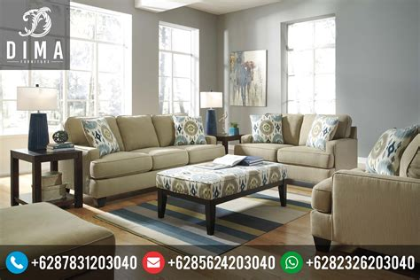 Sofa Ruang Tamu 1 Jutaan kursi sofa tamu minimalis modern terbaru jepara harga